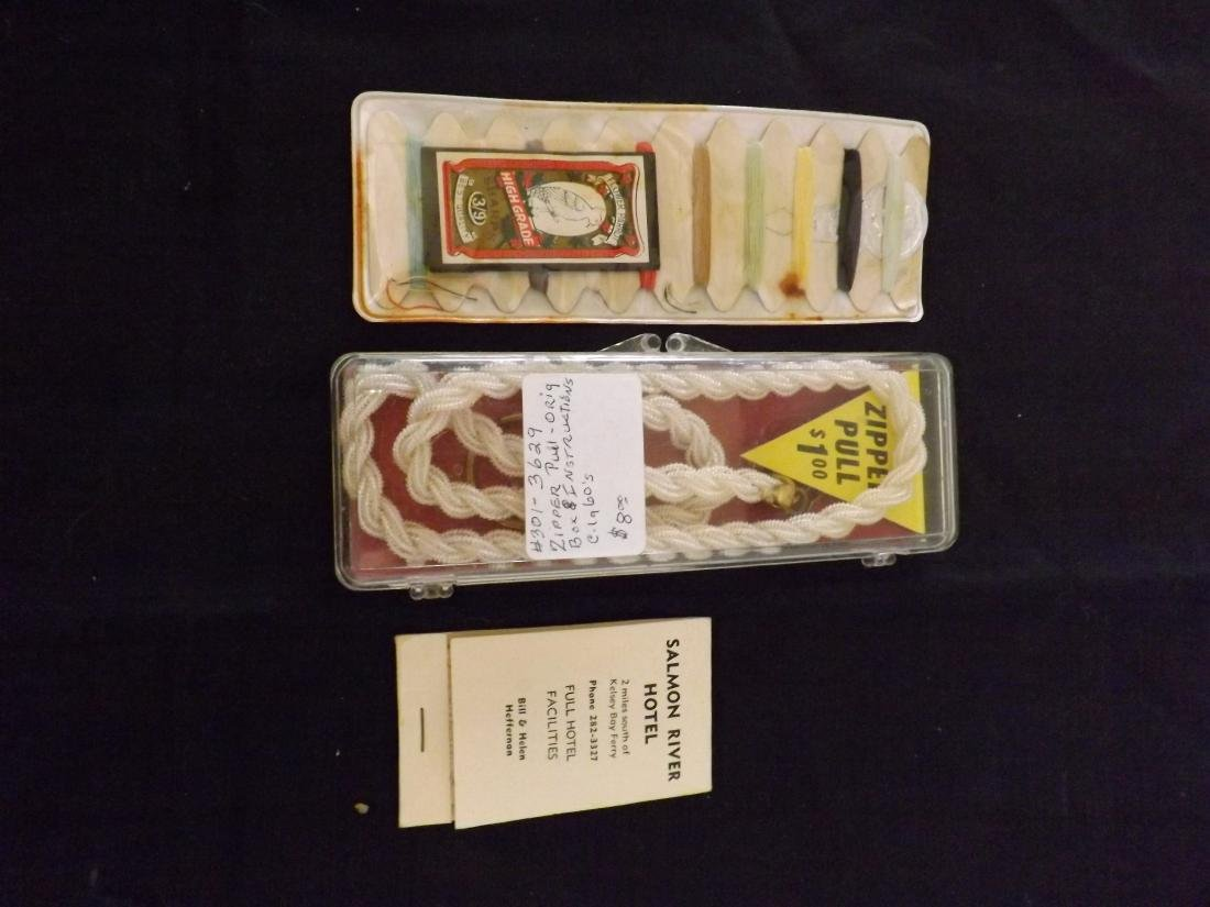 ANTIQUE SEWING TOOLS & NOTIONS & MORE - 5