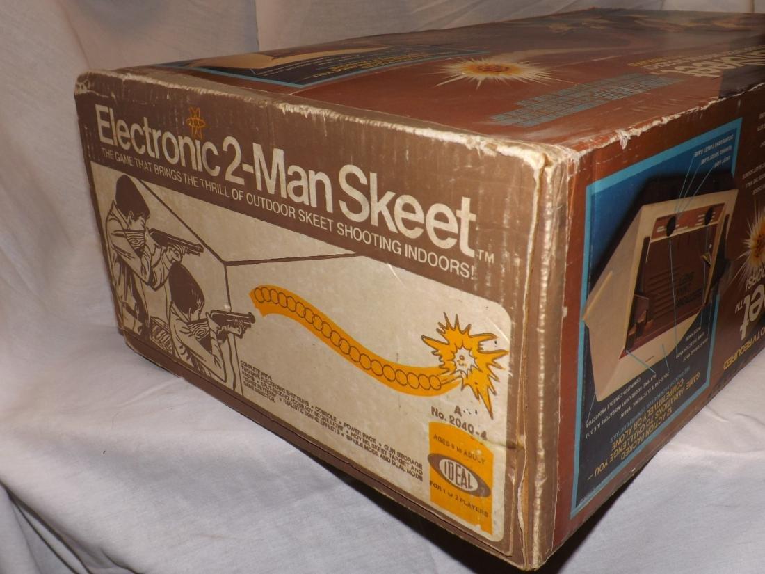 1978 IDEAL ELECTRONIC 2-MAN SKEET GAME - 6