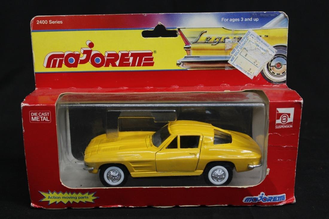 VINTAGE DIE CAST CARS - 4