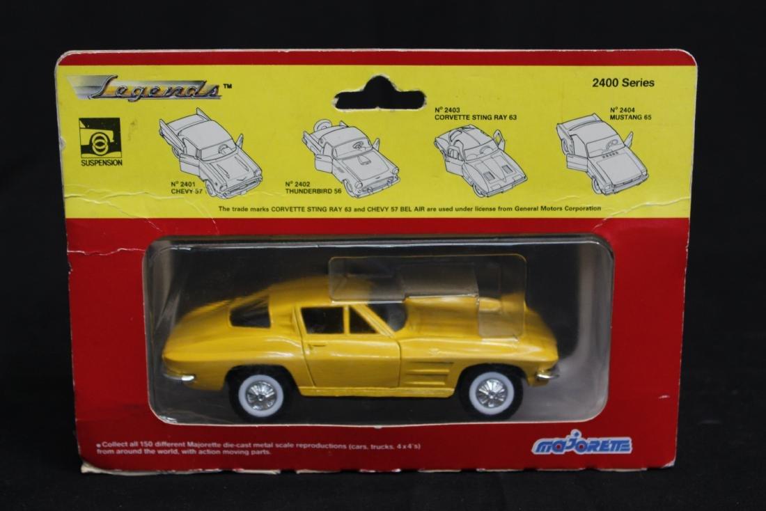 VINTAGE DIE CAST CARS - 5