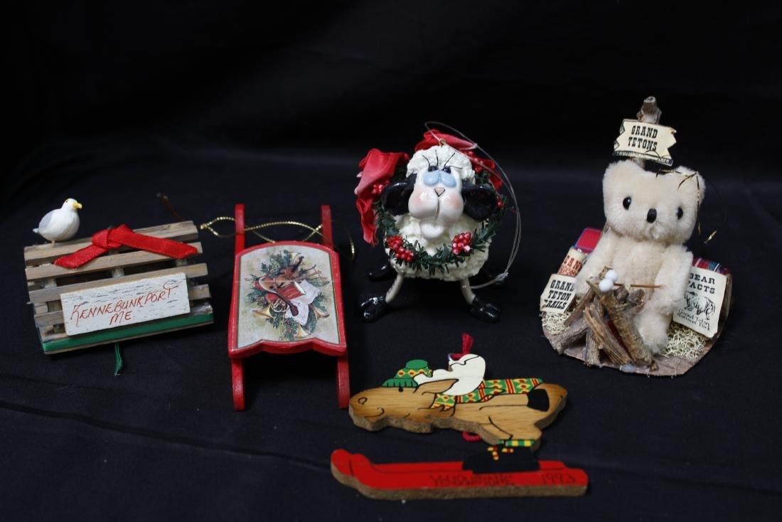 CHRISTMAS ORNAMENTS - 14