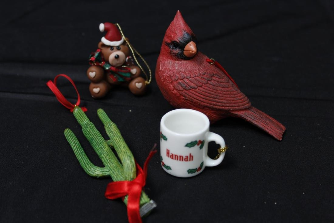 CHRISTMAS ORNAMENTS - 6