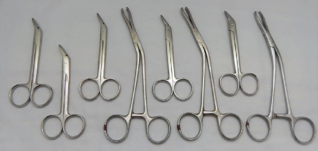 Vintage Oral Surgeon Tools, 8 Pcs.