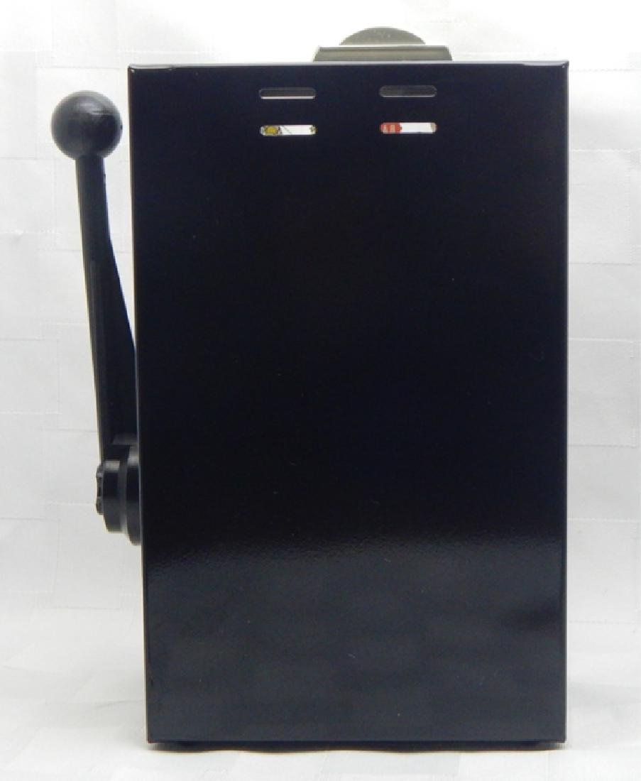 Vintage Little Chief Bank Slot Machine in Box - 5