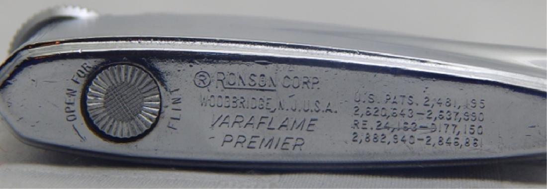 Vintage Ronson Varaflame Lighter - 4