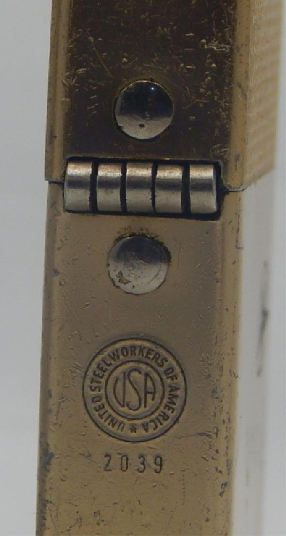 Vintage Wellington & Park Sherman Lighters - 2