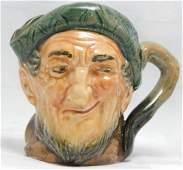 Miniature Royal Doulton Character Jug