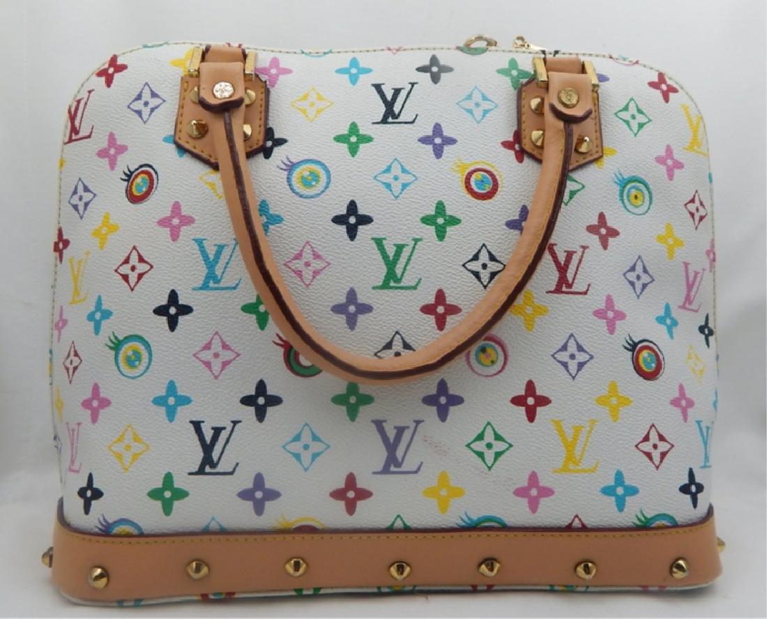 Louis Vuitton Multicolor Monogram Handbag - 2