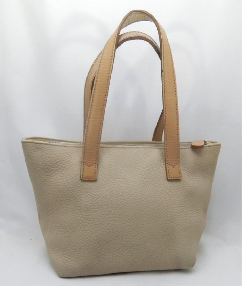 Dooney & Burke Tan Soft Leather Handbag - 2