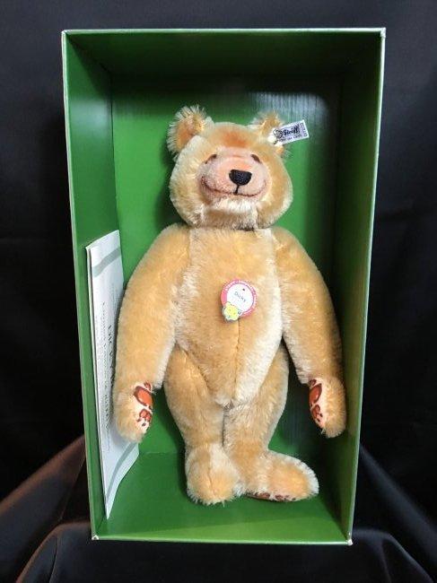 """13"""" Dicky Bear by Margarete Steiff ~ 1985 ~"""