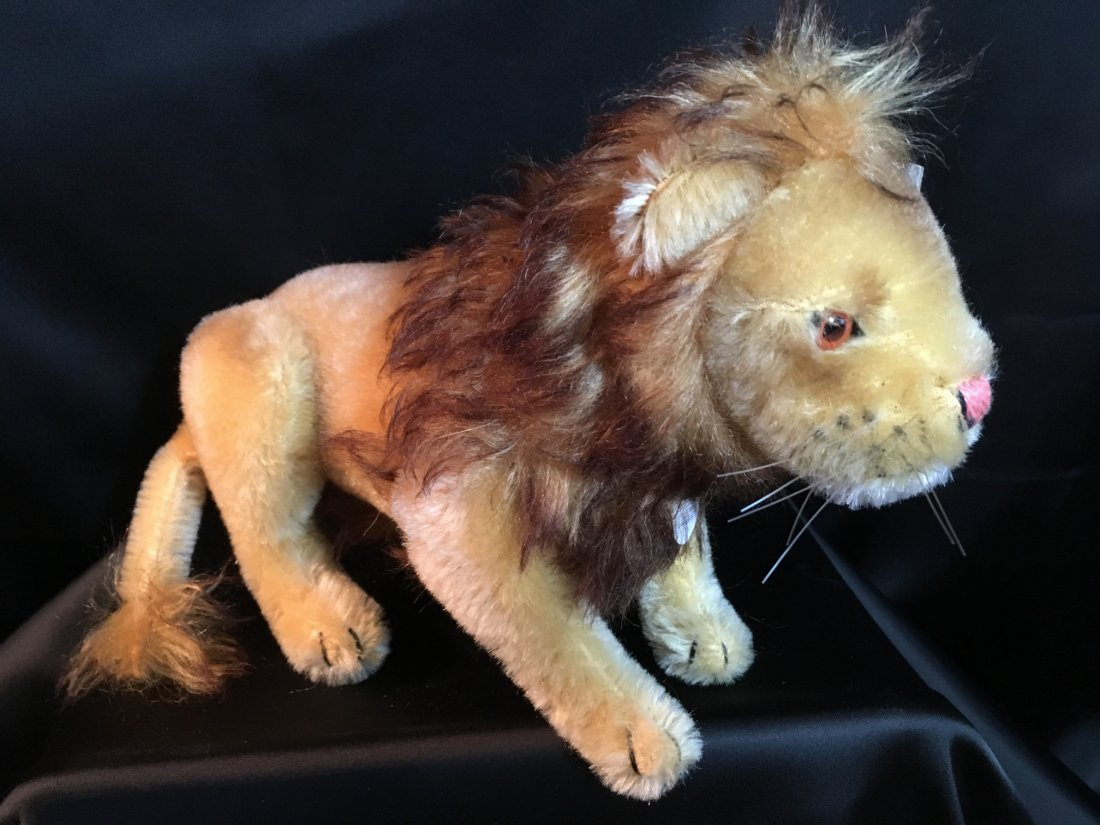 Steiff ~Tamer and his lion~ - 3