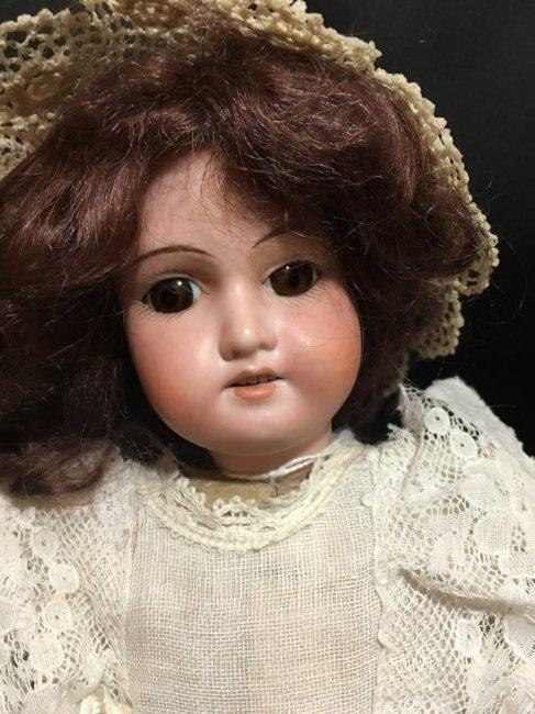 """14"""" Original Antique Bisque Head Doll ~ 1910-1915 ~ - 2"""
