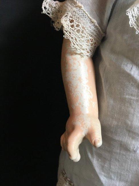 """29"""" Mama Doll circa 1920 ~ Horseman ? Effanbee? - 5"""