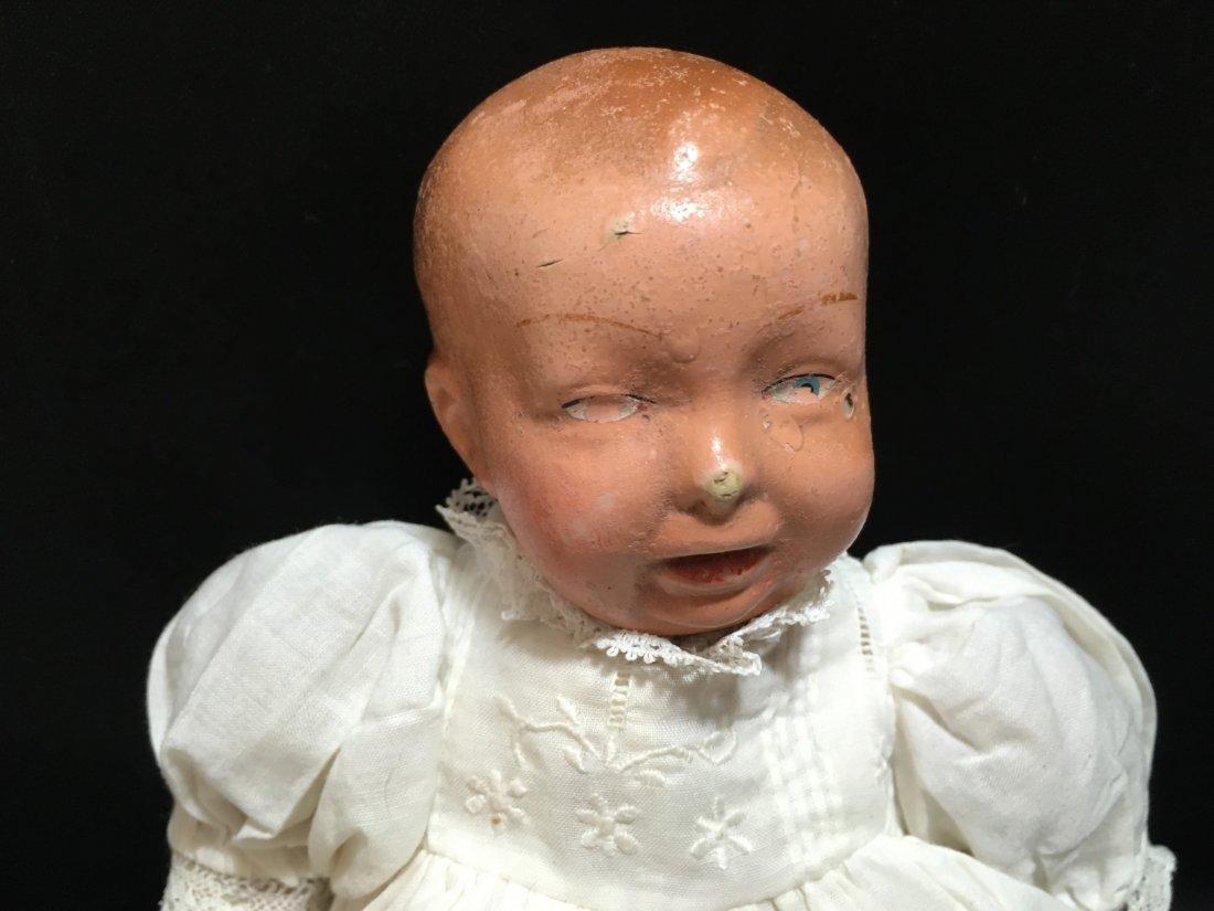 Lot of 3 German Baby Dolls - 10