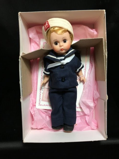Vintage Mme. Alexander Doll ~ The Sailor ~