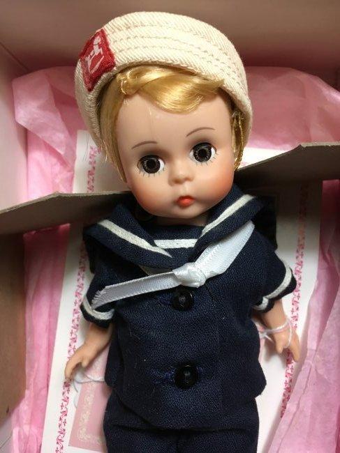 Vintage Mme. Alexander Doll ~ The Sailor ~ - 2
