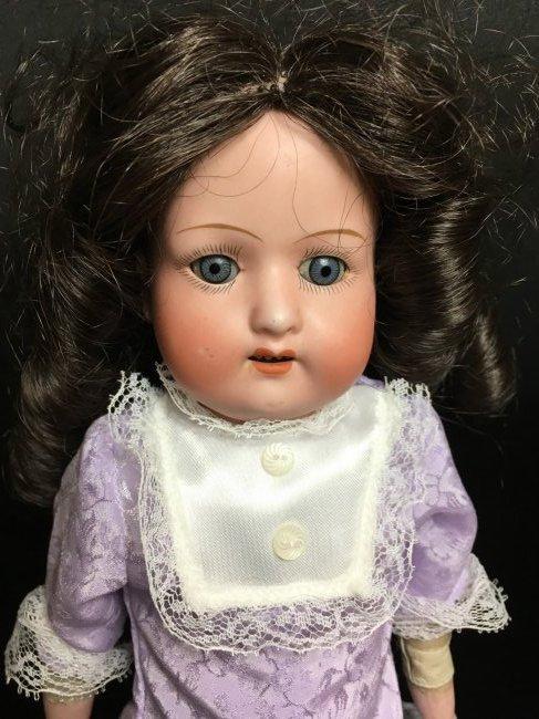 Lot of 2 German Antique/Vintage Dolls - 4