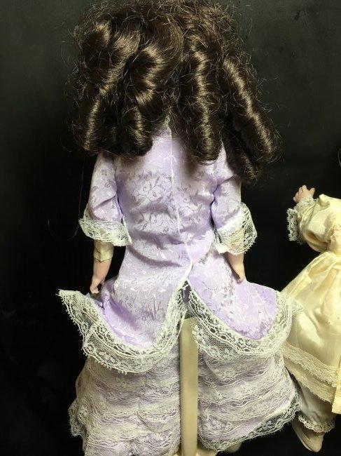 Lot of 2 German Antique/Vintage Dolls - 6