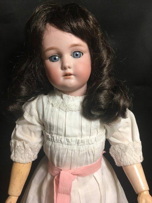 Antique Bisque Head Doll ~ Cuno & Otto Dressel ~ - 2