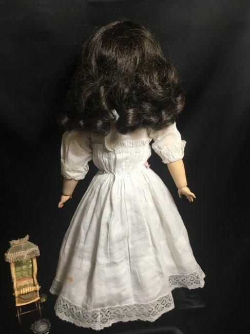 Antique Bisque Head Doll ~ Cuno & Otto Dressel ~ - 8