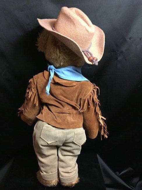 """All Original """" John Wayne -The Duke """" Teddy Bear 16"""" - 4"""