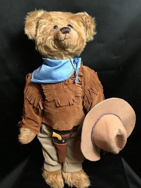 """All Original """" John Wayne -The Duke """" Teddy Bear 16"""" - 6"""