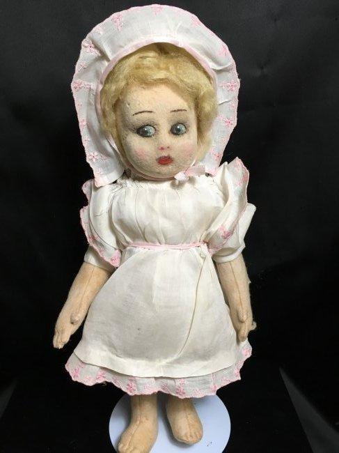"""Original Lenci Doll 13"""""""