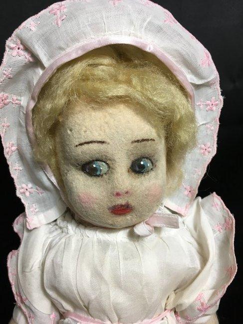"""Original Lenci Doll 13"""" - 2"""