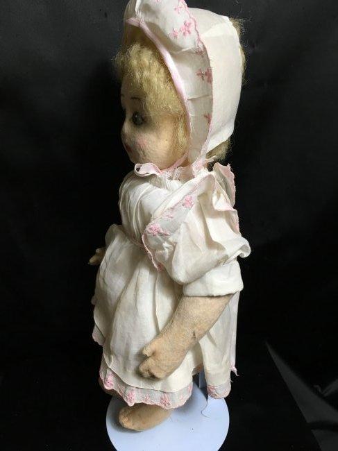 """Original Lenci Doll 13"""" - 4"""