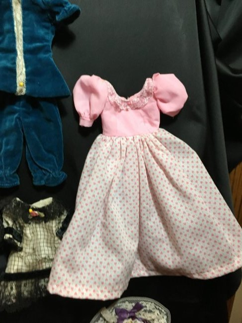 Lot of Antique/Vintage Doll Clothing Small Size - 5