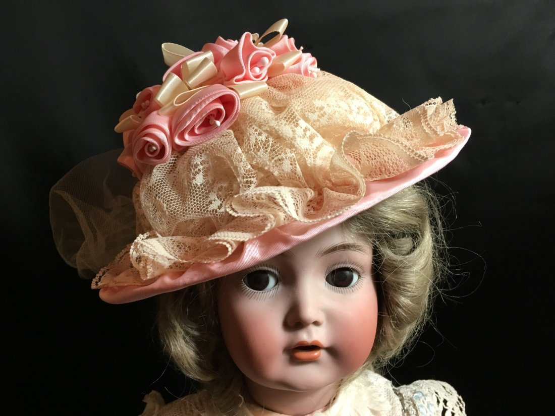 Antique Styled Doll Hat