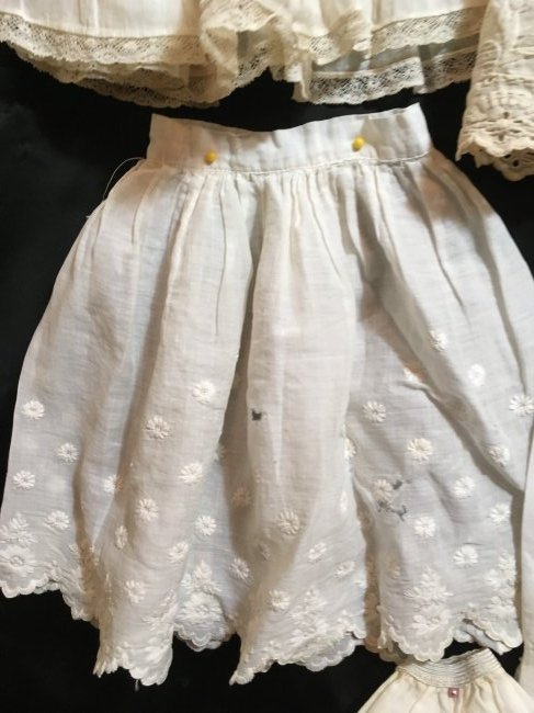 Antique/Vintage Doll Underclothing - 3