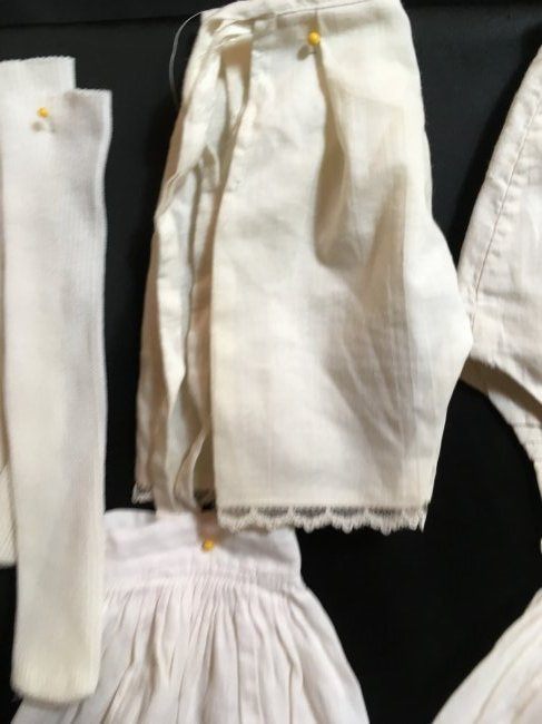 Antique/Vintage Doll Clothing - 3