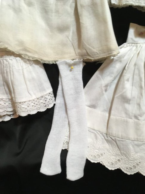 Antique/Vintage Doll Clothing - 7