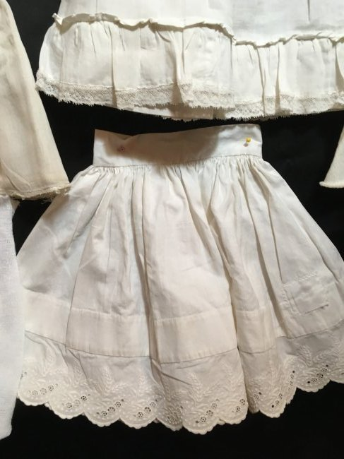 Antique/Vintage Doll Clothing - 8