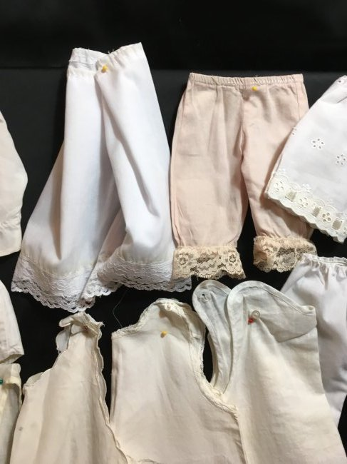 Antique/Vintage Doll Clothing - 5