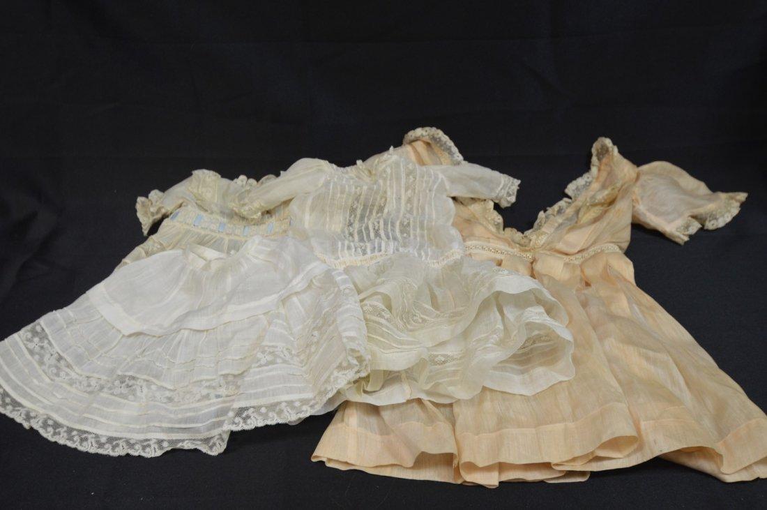 Vintage/Antique Doll Clothes Lot