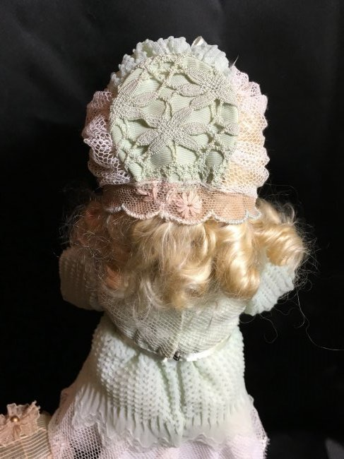 "13"" Antique Bisque Head Doll ~ Gebruder Kuhnlenz~ - 5"