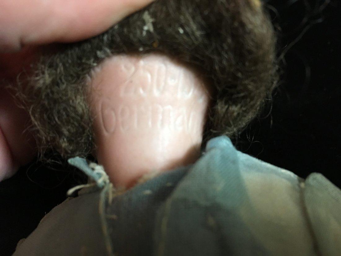 "8"" Antique Bisque Head ~ Heubach Koppelsdorf~ - 4"