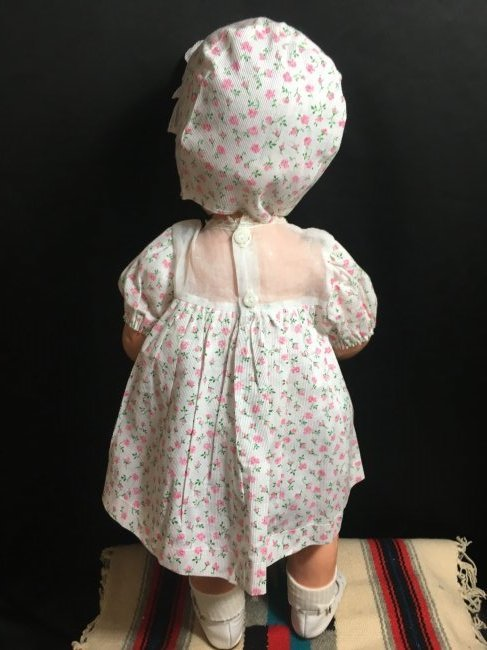 Lot of 2 Composition Dolls - 7