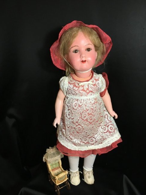 "18"" Eaton Beauty Doll - AM 390 - circa 1934/1936"