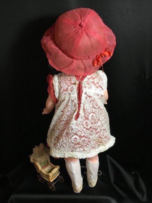 "18"" Eaton Beauty Doll - AM 390 - circa 1934/1936 - 3"
