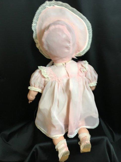 "Rare 22"" 1949 Schilling ~ Talking Doll ~ - 3"