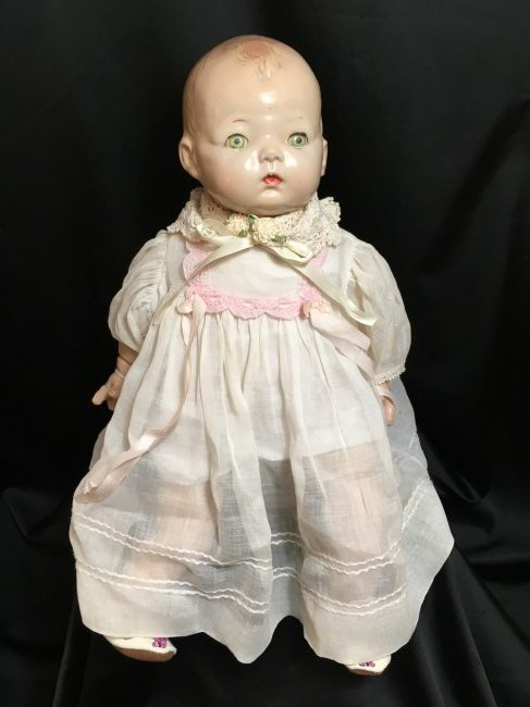 Pinkie Baby Doll by Mme. Alexander