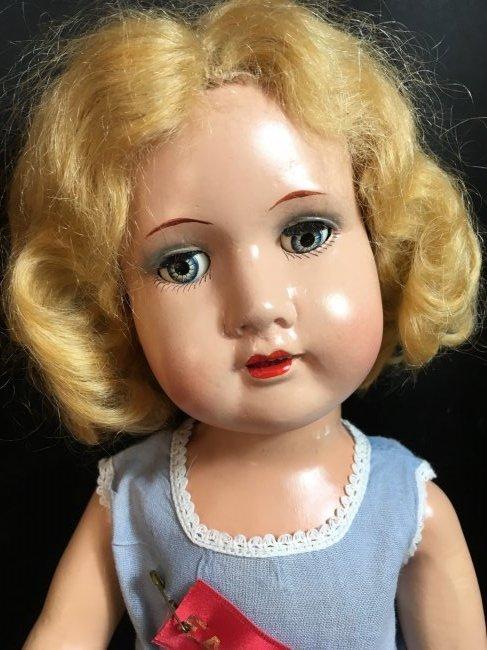 "18"" Eaton's Beauty Doll ~ Reliable Canada~ - 2"