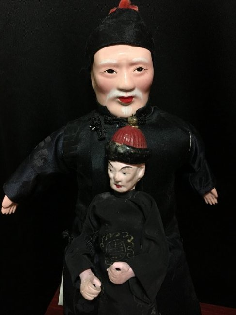 Lot of 2 Chinese Elders 1930's/1940's