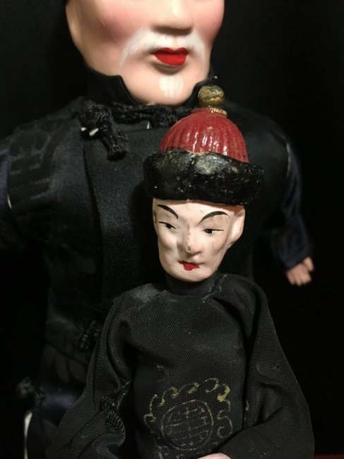 Lot of 2 Chinese Elders 1930's/1940's - 4