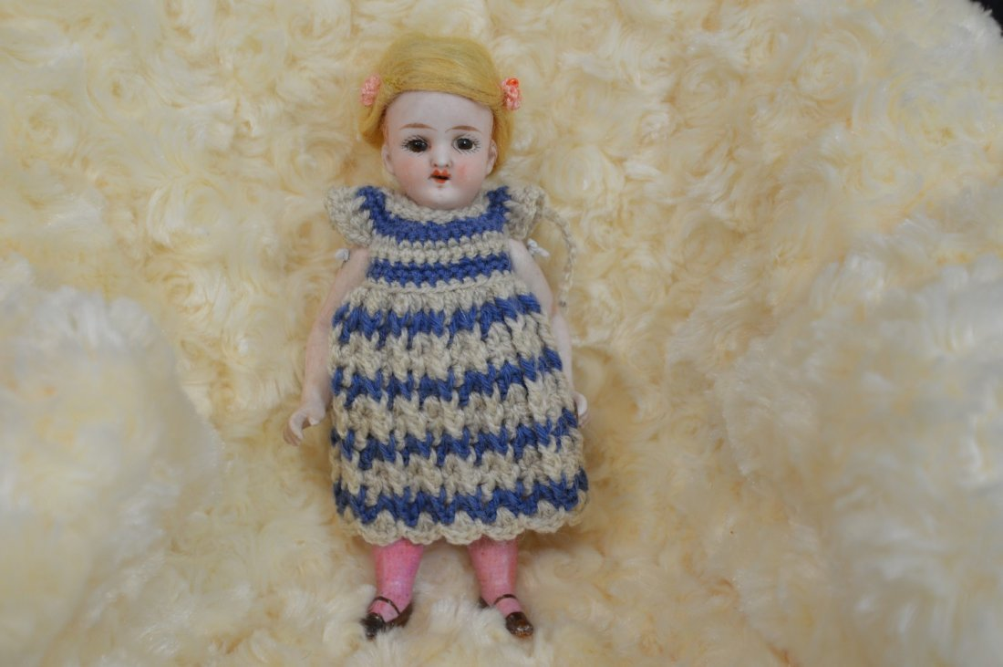 All Bisque German Doll ~ Limbach ~