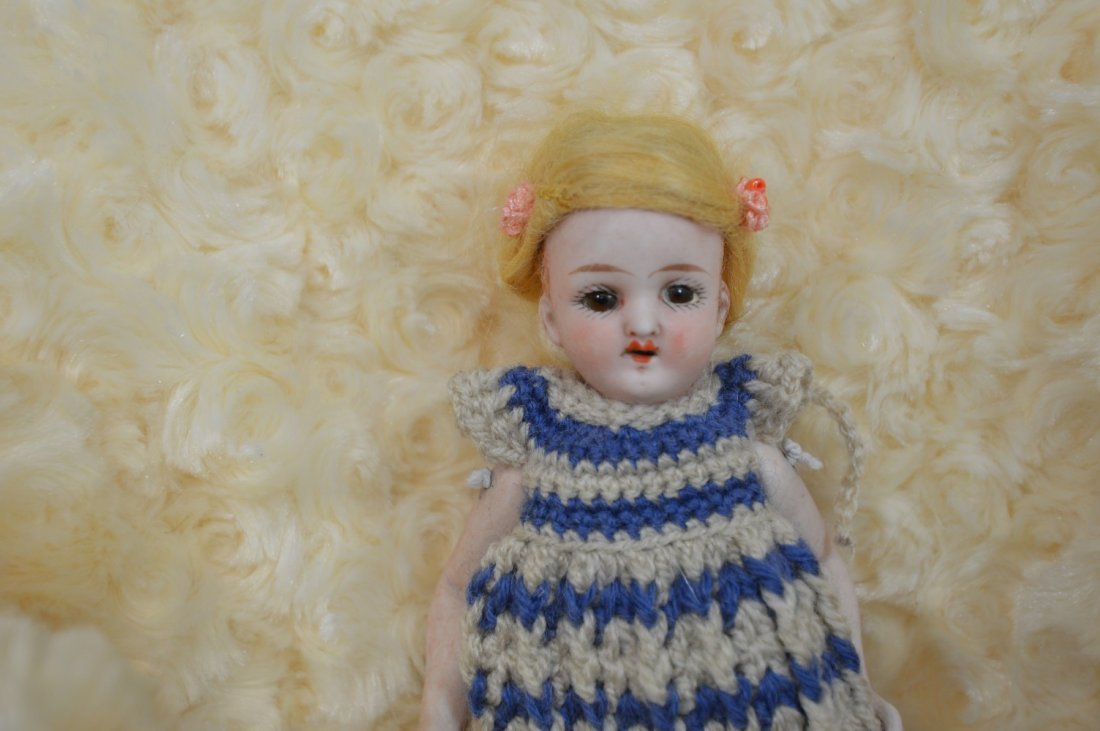All Bisque German Doll ~ Limbach ~ - 2