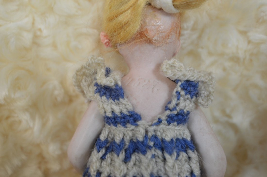 All Bisque German Doll ~ Limbach ~ - 3